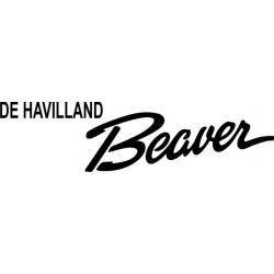 de Havilland Beaver Aircraft Logo,Decals!