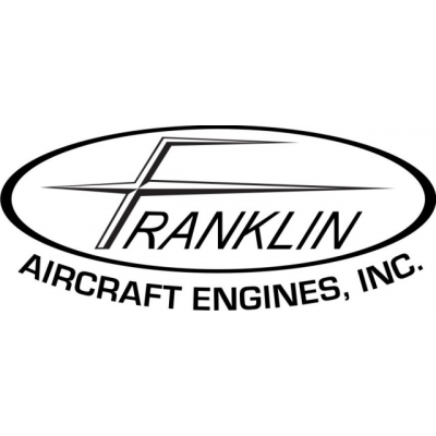 Franklin Aircraft Engines Inc. Decal/Sticker 4.9
