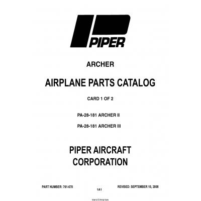 Piper Archer PA-28-181 Archer II, PA-28-181 Archer III