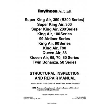 Beechcraft Super King Air 350(B300 Series)300-200-100, 99