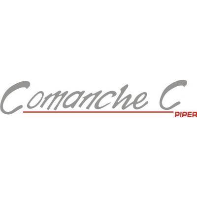 Piper Comanche C Decal 2.3