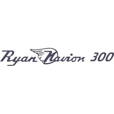 Ryan Navion 300 Aircraft Logo,Decals!