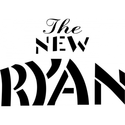 The New Ryan Aircraft Logo Decal-Stickers!