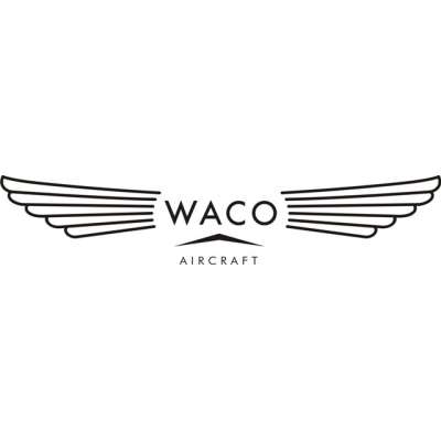 Waco Aircraft Logo,Decals!