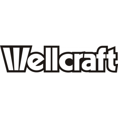 Wellcraft Boat Decal/Logo!