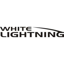 White Lightning Aircraft Logo,Decals!