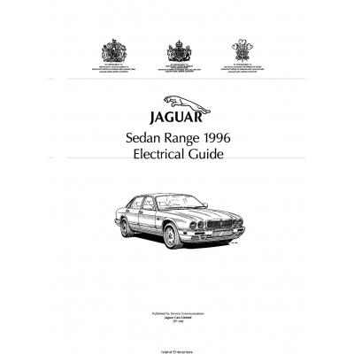 Jaguar XJ6(X300) 1996 Sedan Range Electrical Guide JTP508