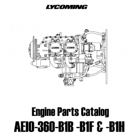 IPC LYCOMING AEIO-540