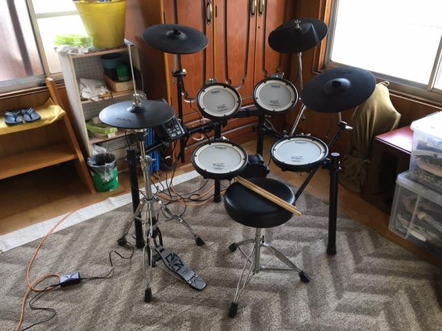 電子ドラムの購入