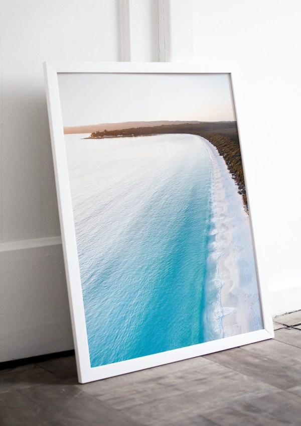 Coastal Ocean Photography Print