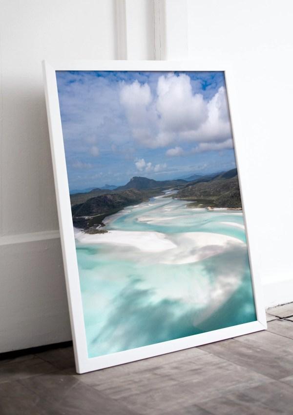 Whitehaven Beach Whitsundays Fine Art Photography Print