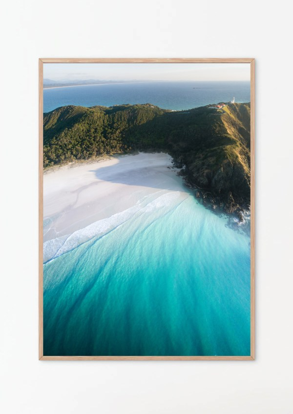 Byron Bay Wall Art Print