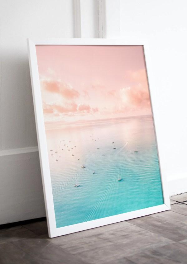 Airlie Beach Whitsundays Fine Art Print
