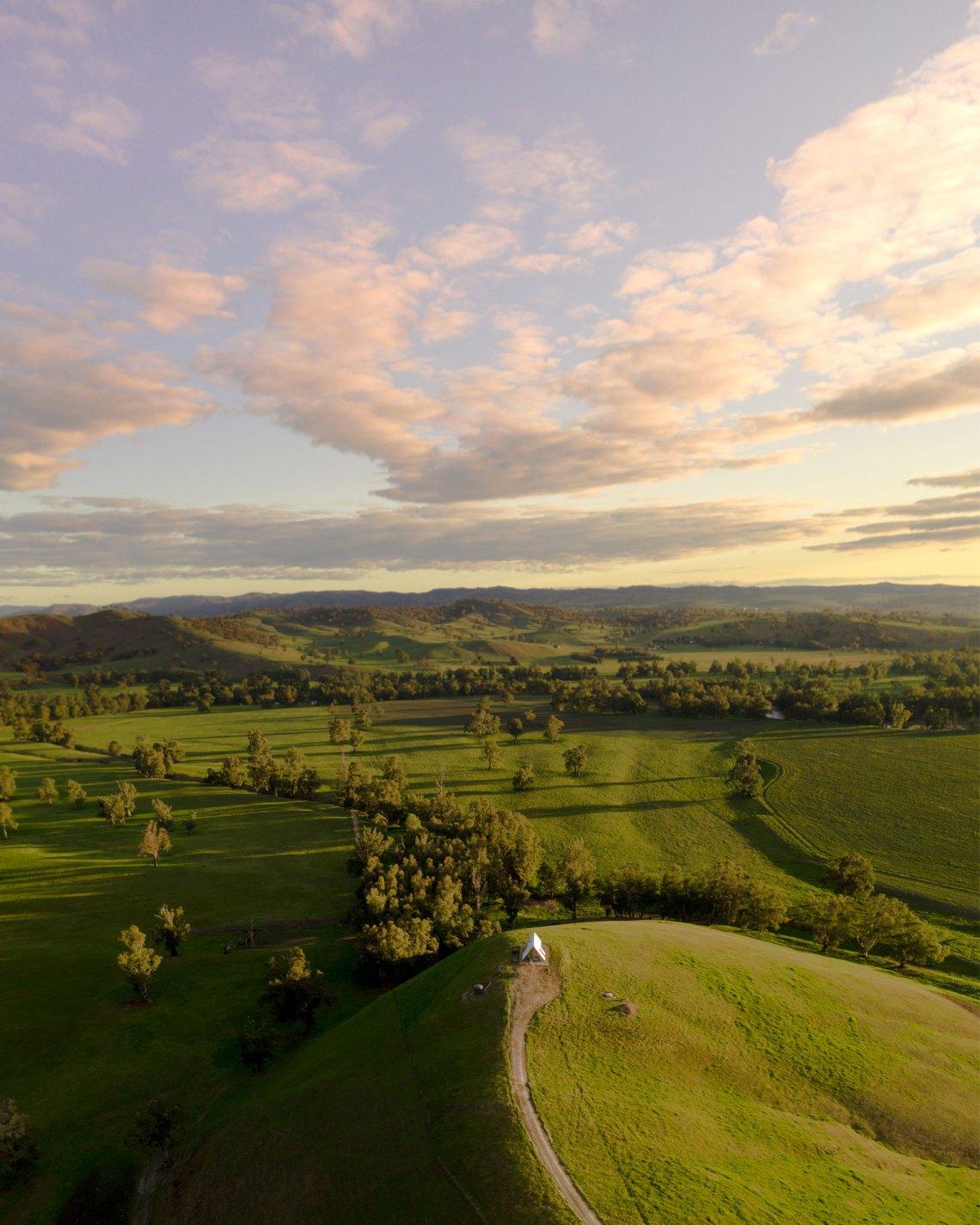 Aerial Photography Of Kimo Estate