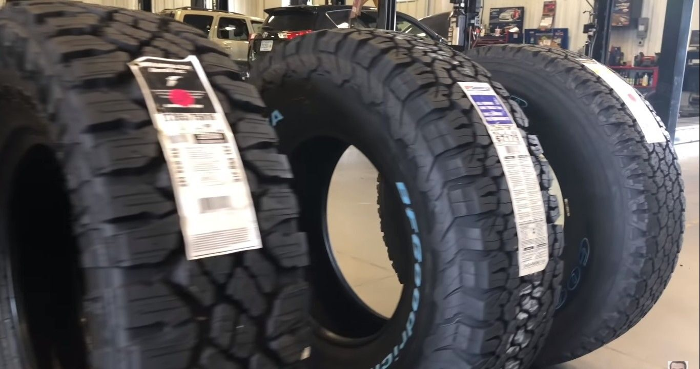 Difference Between 245 And 265 Tires