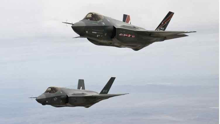 F-35 fleet exceeds 50,000 flying hours