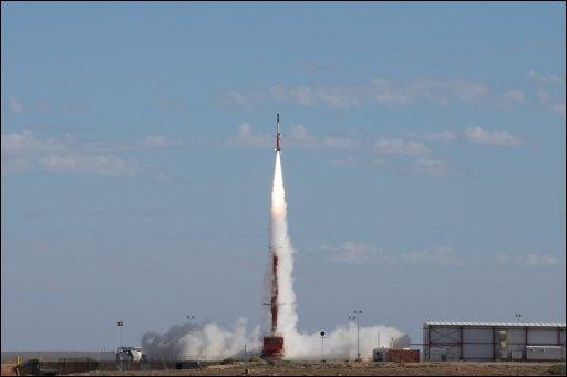 Hyperspeed-rocket-test