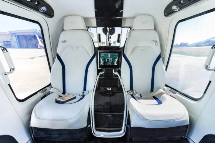 MAGnificent Interior for Bell 505 Jet Ranger X