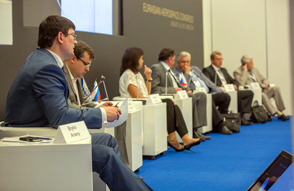 Eurasian Aerospace Congress will increase in scale in 2019