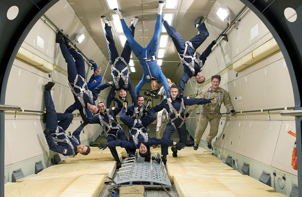 The Cosmonaut Training Centre will present an IL-76MDK laboratory aircraft at MAKS