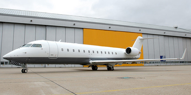 FAI Technik completes Ku-band Prototype Installation on Challenger 850