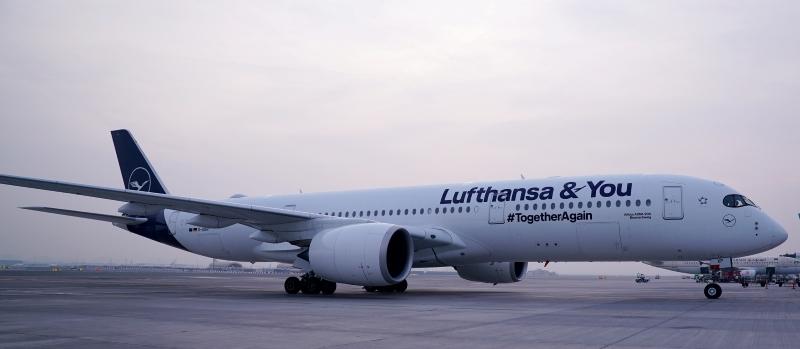 Lufthansa commences Dubai-Munich route with modern, environmentally friendly Airbus A350-900 aircraft