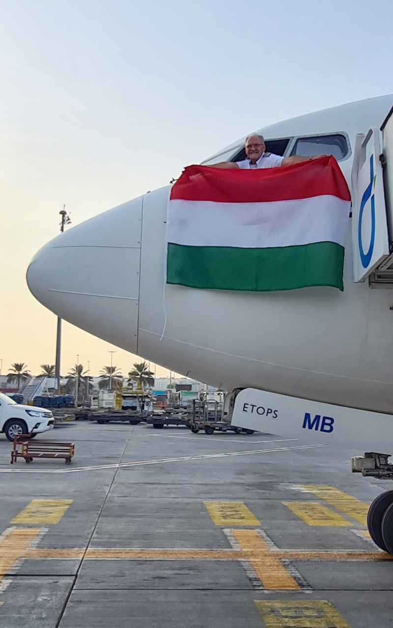 flydubai touches down in Budapest and Warsaw