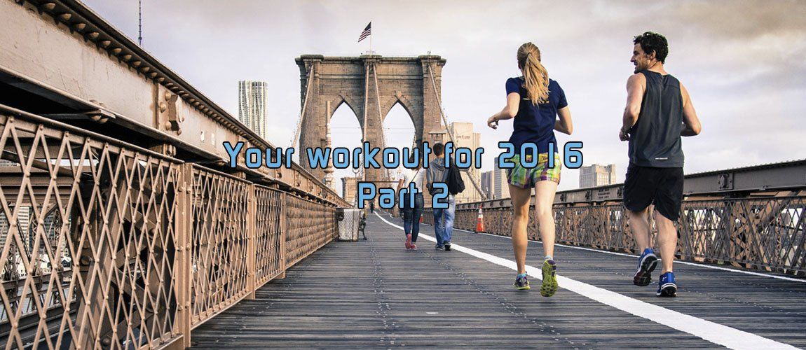 Your New Year's Workout - Part 2 - Banner