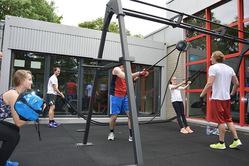 functional training action