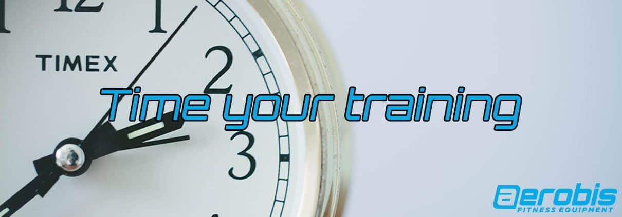Time your training - aerobis Blog
