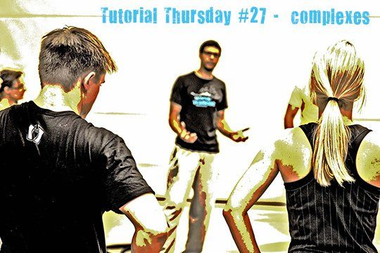 Tutorial Thursday 27 - training complexe