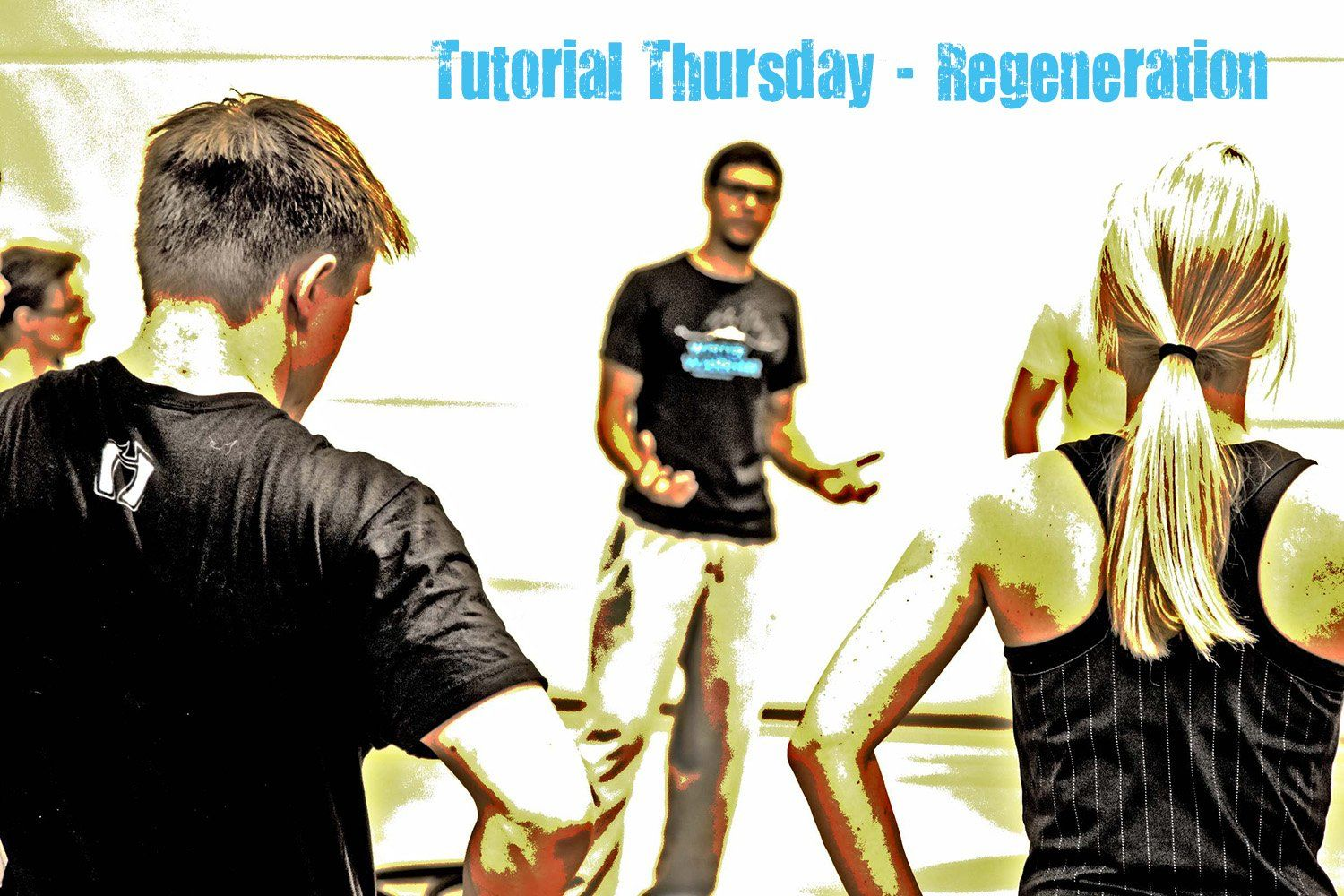 aerobis Tutorial Thursday #8 - Regeneration