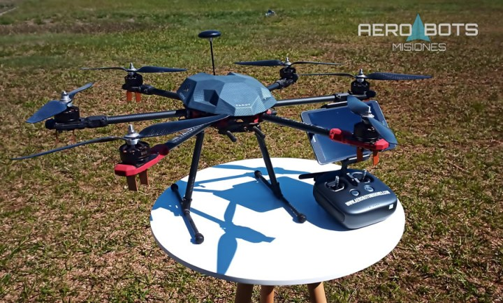 HEXACOPTER TAROT 690 Custom