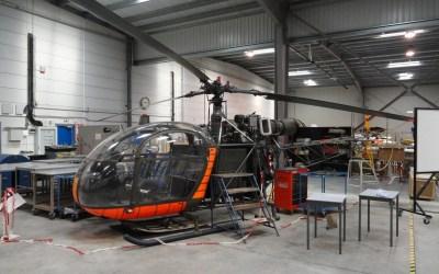 Visite du Centre de Formation aux Métiers de l'Aérien