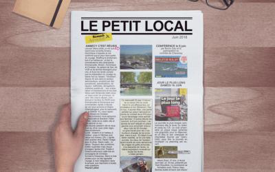 Le Petit Local – Juin 2018