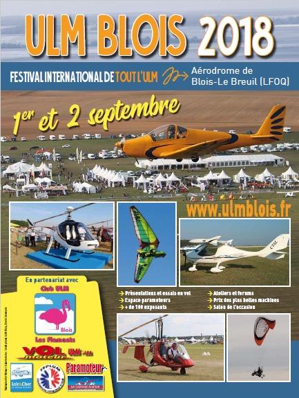Les Flashs de l'ACR – Salon ULM Blois