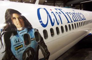 AirTranica - Danica Patrick | Aircraft Graphics