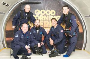 Good Morning America | Zero-G