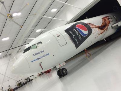 ZeroG Pepsi O Plane