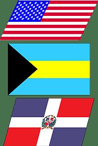 vinyl aircraft flags, vinyl flags