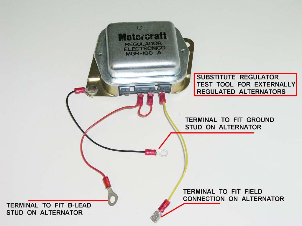 alternator wiring diagram external regulator volcano coloring page ford