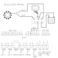 Cessna 172 Generator Wiring Diagram Fleetwood Diagrams 150 Alternator Get Free Image