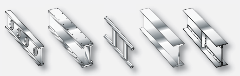 structure-metal-spars