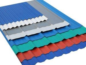 atap gelombang fiberglass