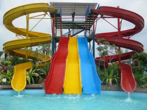 waterboom fiberglass