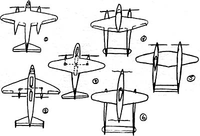 Lockheed H to Z