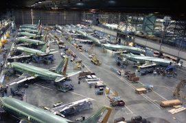 Renton-Production-737-80s