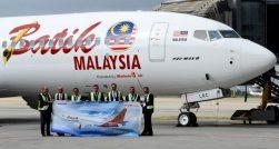 Primeiro voo comercial do 737 MAX 8   Photo: Daniel Tay