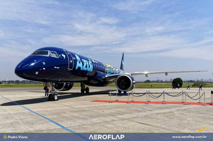 Azul Embraer E195-E2