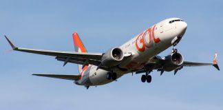 GOL Boeing 737 MAX Aeroporto